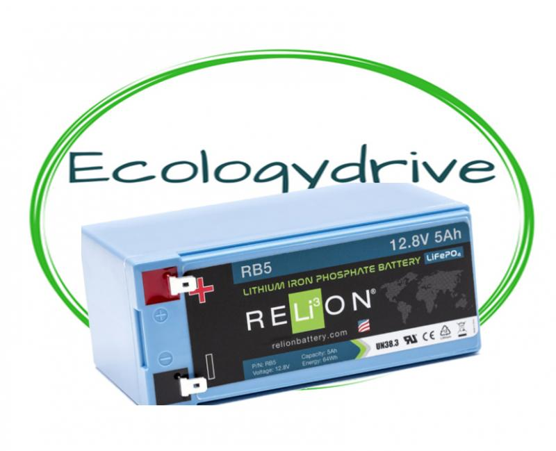 Batterie Litio Relion