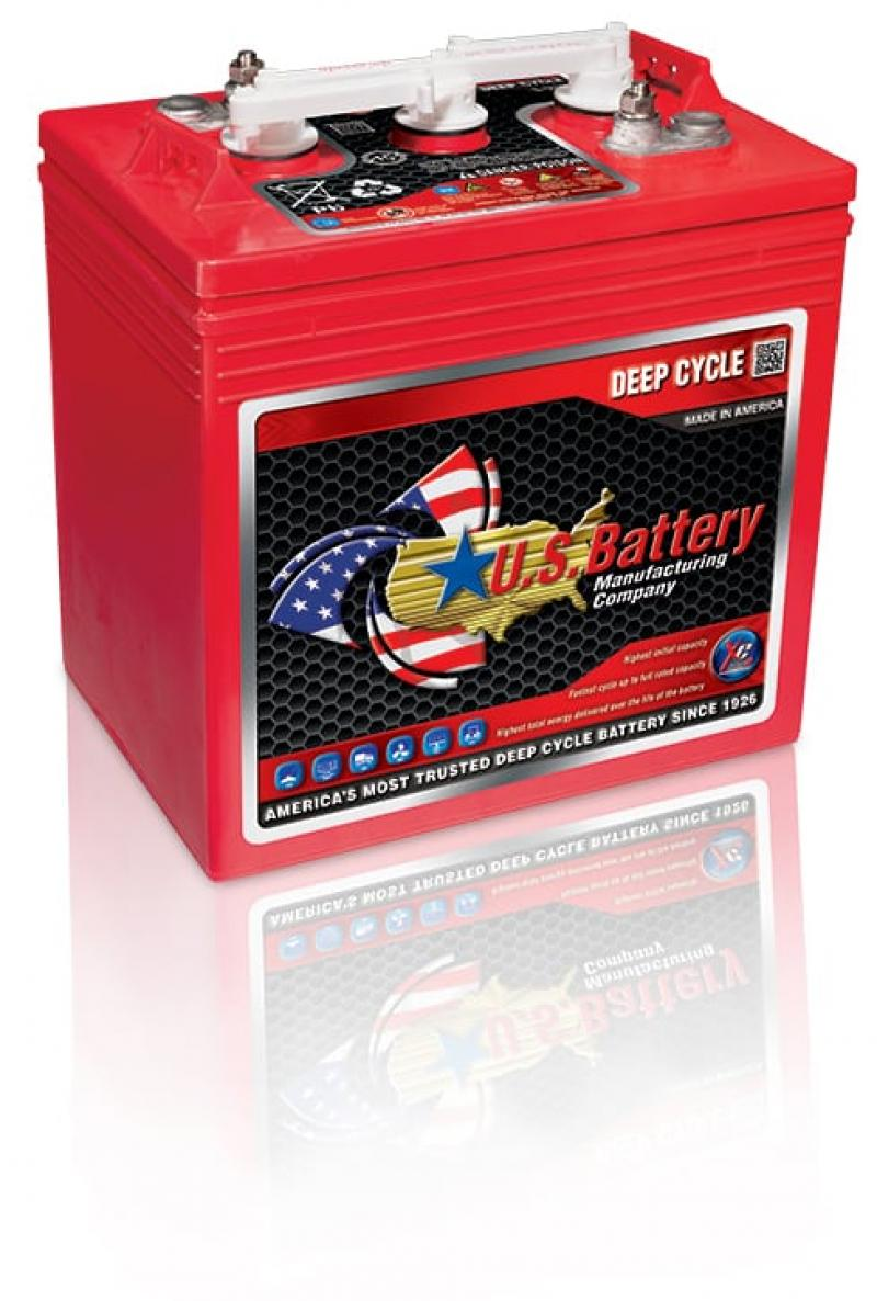 US Battery US2200XC2, 6V 232Ah.compatibile Trojan T-105 +